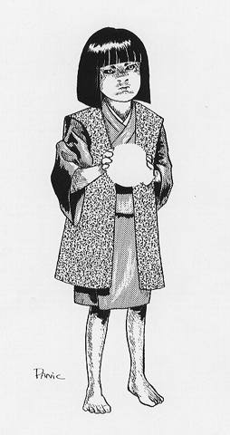Youkai (Apariciones Hechizadas) Warashi